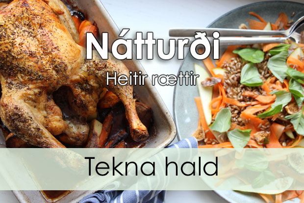 Nátturði - Matbitin